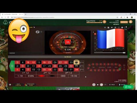 ▷ Jouer EUROPEAN ROULETTE en FRANCE - La meilleure stratégie de roulette ✔️