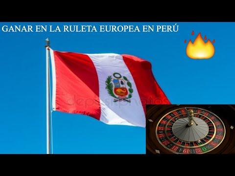 ▷COMO GANAR EN LA RULETA EUROPEA EN PERÚ 💰✦ESTRATEGIA DE RULETA/CASINO✔️