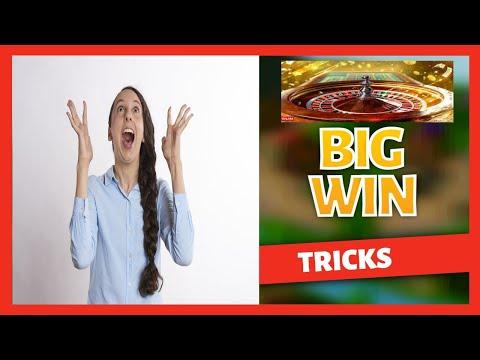 BIG WIN in Mobile Online Casino / EUROPEAN ROULETTE (100€ to 1617€)