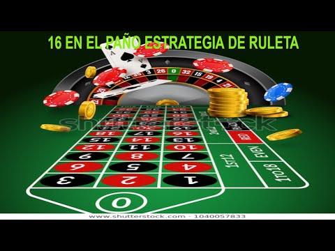 SISTEMA de RULETA Abierto 16 EN EL PAÑO /CASINO 💰