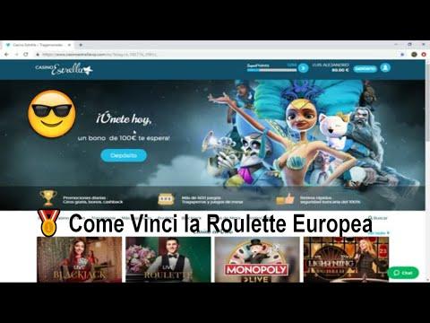 🥇 Come Vinci la Roulette Europea in ITALIA/ STRATEGIA VINCENTE✔️