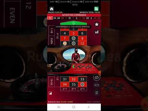 LeoVegas 🦁 el Rey del Casino en el Móvil en España / Ruleta Europea