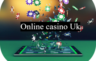 Tablet with online casino